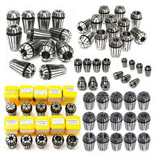 ER16/20/25/32 Spring Collet Set Kit for CNC Milling Machine Engraving Lathe Tool