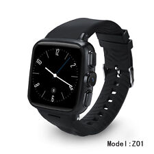 Waterproof 3G WiFi Smart Watch Android Phone Capacitive Touch Screen 512M+4GB