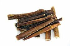 """Thin Bully Stick Pieces.  4""""-7"""" Pieces 1 Lb approx 45 Sticks"""