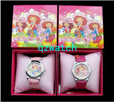 New 5/10/20/30 Pcs Strawberry Cartoon Children Watches W/Gift boxes Wholesale