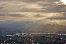 Frigiliana Andalucia, Costa del Sol Spain photograph picture poster print photo