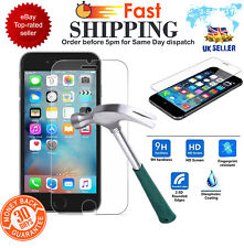 100% Genuine Tempered Glass Film Screen Protector Apple IPhone 6, 6+,7 or 7 Plus