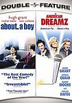 About a Boy/American Dreamz - Double Feature (DVD, 2008, 2-Disc Set) NEW SEALED