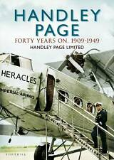Handley Page - The First 40 Years by Handley Page Limited (Paperback, 2012)
