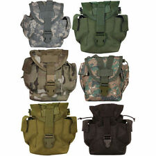Modular Molle 1 Qt. Canteen Cover FREE 1qt Canteen purification tablets Pouch