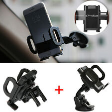 Vogue -MD270 Car Windshield + Air Vent Holder Mount Stand For Call Phone Samsung