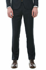 New Barkers Mens Suits Barker Navy Suit Trouser NAVY
