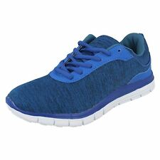 Mens Airtech Lace Up Sports Trainers 'Profile'