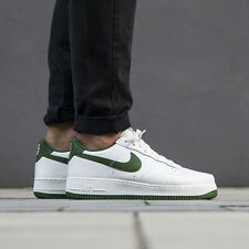 NIKE AIR FORCE 1 LOW RETRO Trainers Shoes 'OG Green' Leather - Various Sizes