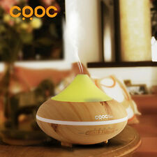 Humidifier Ultrasonic Changing Color Aroma Diffuser Led Air Purifier 7 Mist New