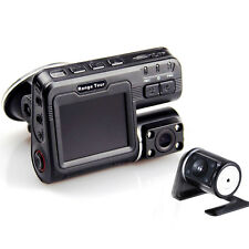 Camera Car Dual Dvr Lens Recorder Dash Cam Video Hd 1080p Vehicle 2 7 G Sensor