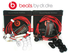 Original iBeats Monster Beats by Dr Dre New In Ear Headphones Earphones 2 Colors