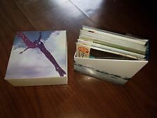 FREE 7 Japan mini lp cd + promo box DISK UNION RARE at last tons sobs fire water