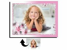Box Canvas: Personalized With Your Own Photo - Various Sizes - FCF002
