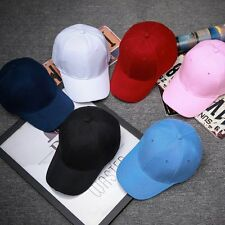 Fashion Men's Women's bboy Hip Hop adjustable Baseball Snapback Hat Unisex cap