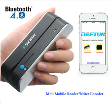 Magnetic Card Reader Writer BT