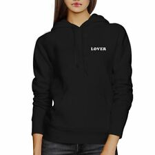 Lover Unisex Trendy Graphic Hoodie Pullover Gift Ideas For Couples