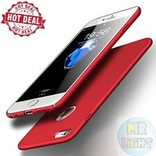 Red Case for Iphone Newest Color for Iphone Models IP6 P6S IP7 HOT TREND 2017