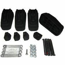 KVH 72-0151-01 ROOF MOUNT KIT FOR A7/A9 DIRECT ROOF INSTALLATIONS