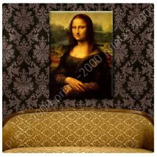 POSTER Or STICKER Decals Vinyl Mona Lisa Leonardo Da Vinci Poster For Bedroom