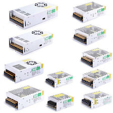 UK Stock DC12V 24V Universal Regulated Switching Power Supply for LED Strip/CCTV