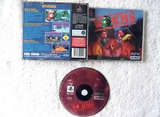 36508 Worms - Sony Playstation 1 (1995) SLES 00119