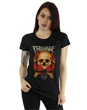Bullet For My Valentine Women's Serpent Roses T-Shirt