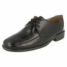 Mens Clarks Formal Extra Wide Lace Up Shoes 'Astute Style'