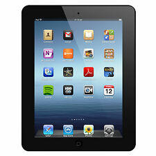 Apple iPad 4 32GB / 16GB Wi-Fi + Cellular LTE 4G Black Unlocked BOXED