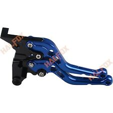 Blue Brake Clutch Levers for Triumph SPEED TRIPLE 1050/R TIGER 800 THRUXTON