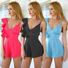 European Style New Stylish Lady Women's Fashion Sleeveless V-Neck Sexy LM01
