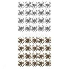 20pcs Antique Bronze/Silver Spider Insect Charm Pendants for Jewelry Making DIY