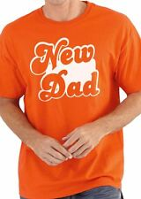 New Dad Men's T-Shirt cool tshirt designs Dad Gift funny tees fathers day gift
