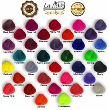 LA RICHE DIRECTIONS SEMI-PERMANENT HAIR COLOR DYE TUBS ALL COLORS AVAILABLE