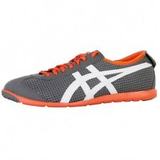 ASICS Onitsuka Tiger Rio Womens Runners Sneakers Light Weight Shoes Charcoal
