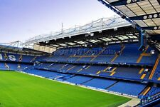 Chelsea FC Stamford Bridge East Stand London photograph picture poster art print