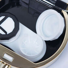 Cute Contact Lens Case Travel Kit Contact Lenses Box Container Hot