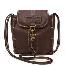 Fashion Crossbody Shoulder Bag Women Purse Messenger Handbag Ladies Leather Tote