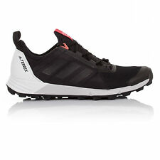 Adidas Terrex Agravic Speed Womens Black Trail Running Sports Shoes Trainers