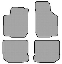 1999-2006 Volkswagen Golf 4 pc Set Factory Fit Floor Mats