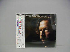 ERIC CLAPTON Journeyman JAPAN CD 1st Issue 1989 w/OBI 22P2-3070