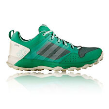 Adidas Kanadia 7 Womens Green Gore Tex Waterproof Running Sports Shoes Pumps