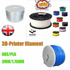 3D Printer Filament ABS/PLA For Repraper 1KG/Roll 1.75/3mm Sample for Reprap
