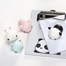 Mini Animal Panda Tiger Squishy Squeeze Healing Toy Stress Relieve Delightful