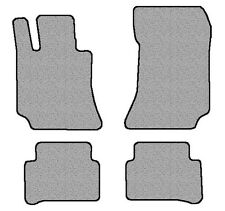 2010-2016 Mercedes-Benz E Class 4 pc Set Factory Fit Floor Mats (Sedan)