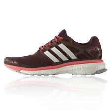 Adidas Energy Boost 2.0 ATR Womens Red Running Sports Trail Shoes Trainers
