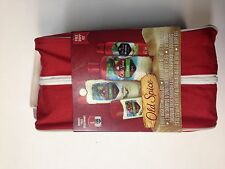 Awesome Old Spice Gift Set With Travel Bag Choose Fiji or Swagger