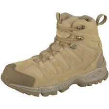 """Pentagon Achilles 6"""" Trekking Boots Tactical Army Hunting Patrol Footwear Coyote"""