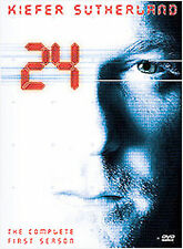 24 - Season 1 (DVD, 2009, 6-Disc Set) DELUXE VERSION + BONUS 24 Dvd! NEW SEALED!