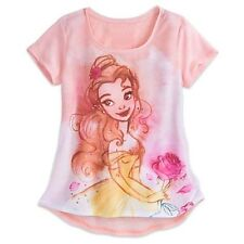 NWT Disney store Women Belle Fashion Top XL,2XL Beauty and The Beast